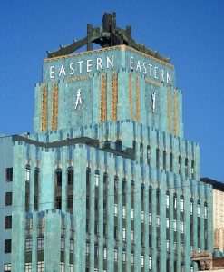 Eastern Columbia Lofts Condo Downtown Los Angeles Real Estate