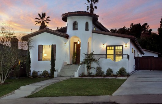 Houses for sale in los feliz 3061 st george st los for Historical homes in los angeles