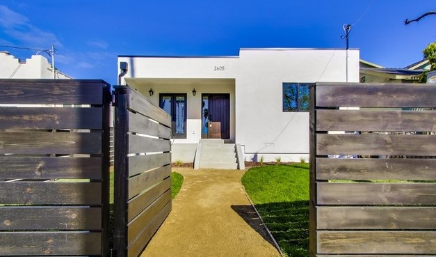 silver lake los angeles real estate spanish meets modern silver