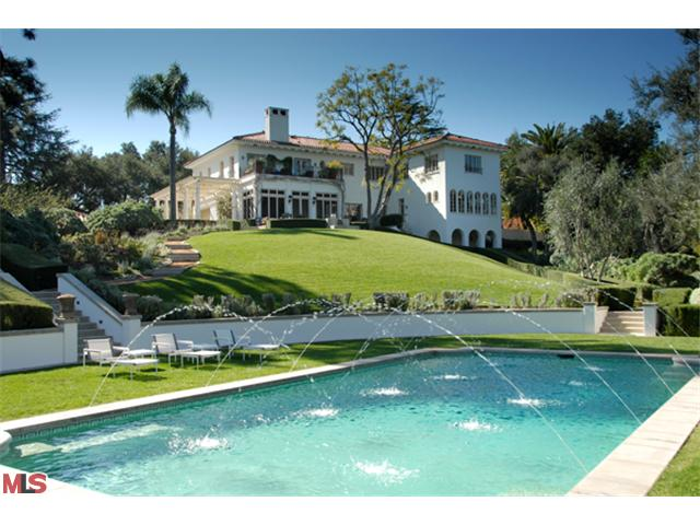 Cecil demille estate in los feliz los feliz homes for for Los angeles homes for sale with pool