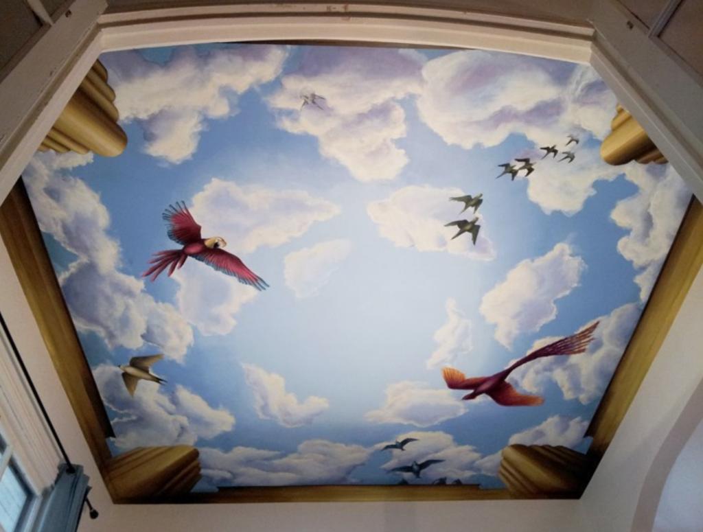 L Star Murals | Silver Lake Realtor | Echo Park Reator