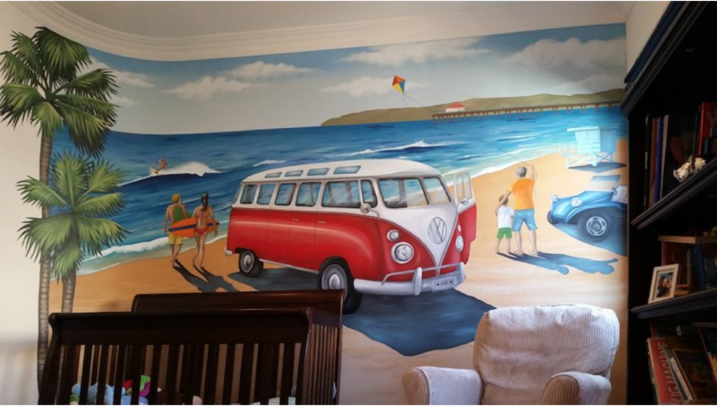 L Star Murals | Echo Park | Silver Lake | Murals