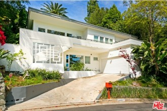 Mid-Century Modern Home For Sale in Los Feliz | Real Estate Listings in Los Feliz | Best Realtor Los Feliz