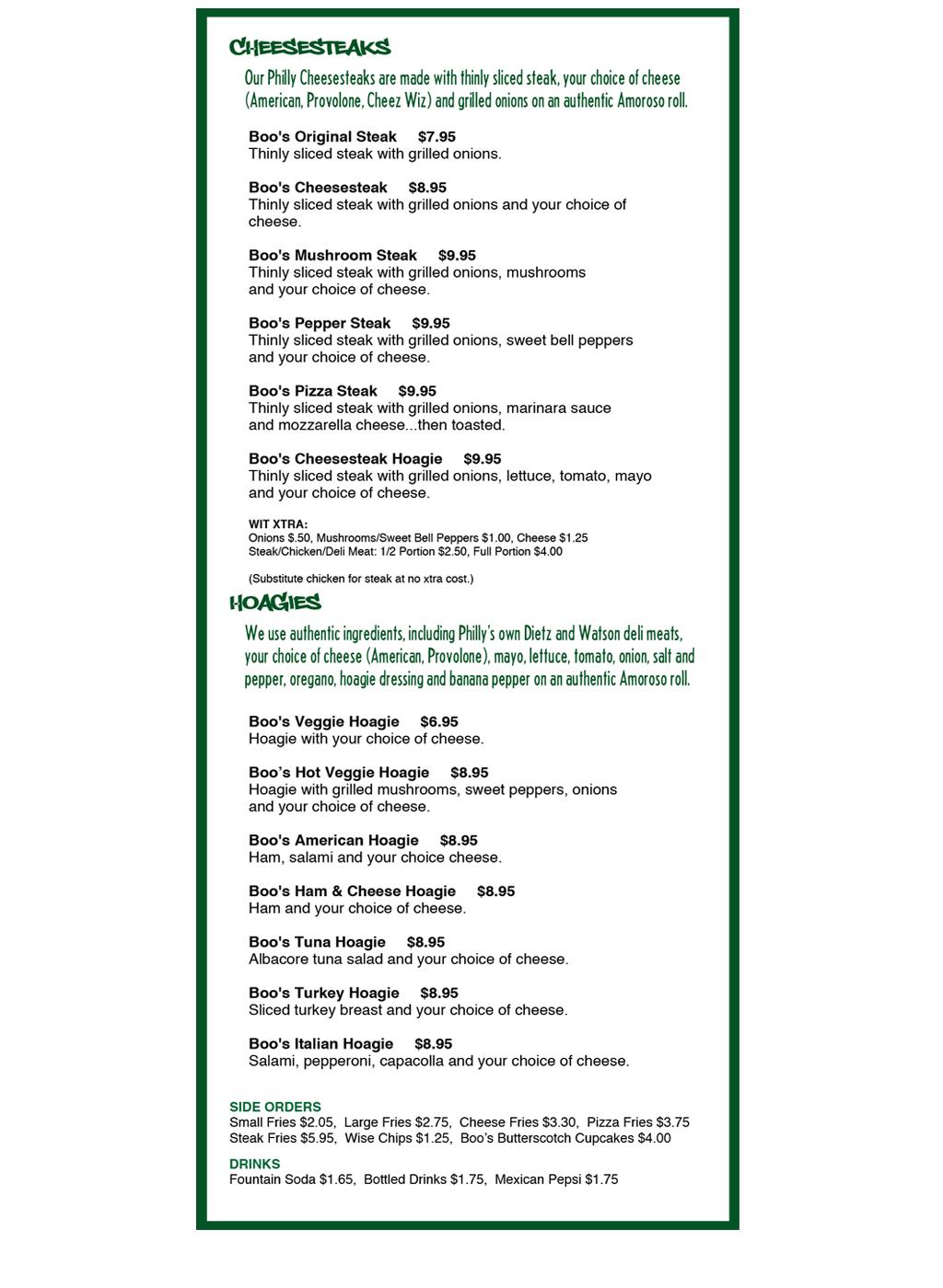 Best Cheese steak in Silver Lake | Silver Lake Cheese Steak | Hoagies Silver Lake CA