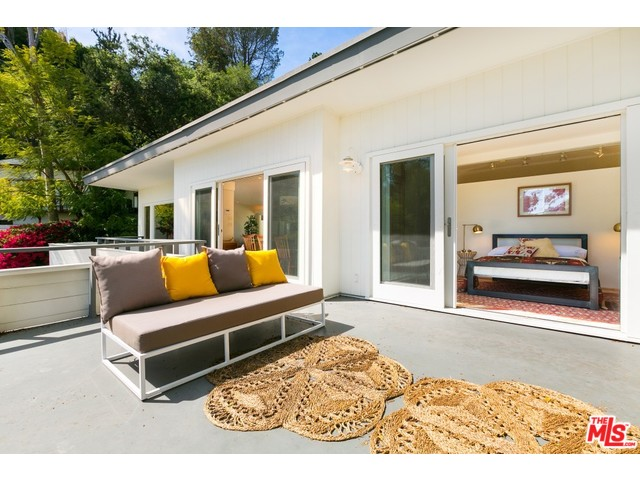 Mid Century Modern Home For Sale In Los Feliz Silver