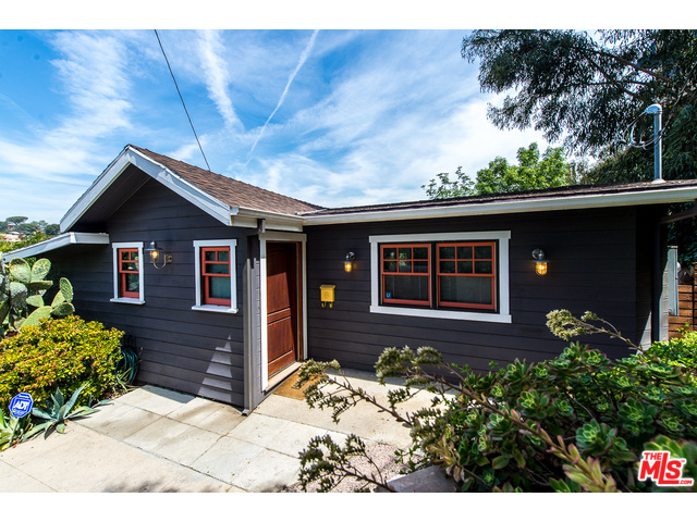 Hillside House For Sale In Echo Park Silver Lake Blog