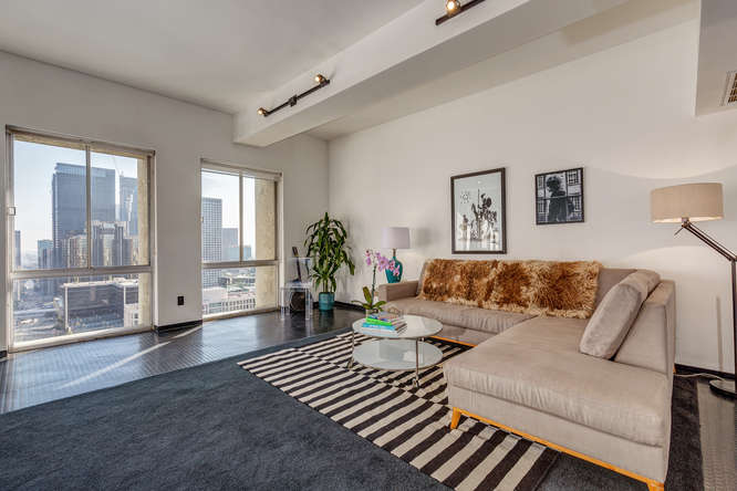 Dtla luxury high rise condo new listing silver lake blog for La downtown condo for sale