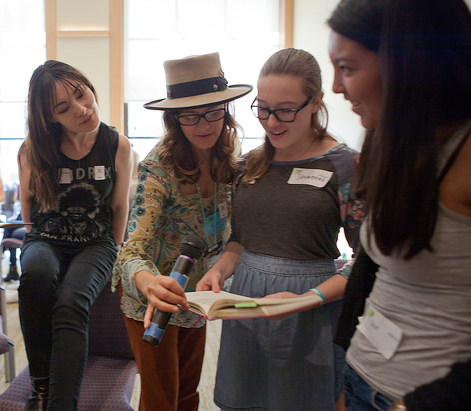 WriteGirl: Workshops & Mentoring Young Women