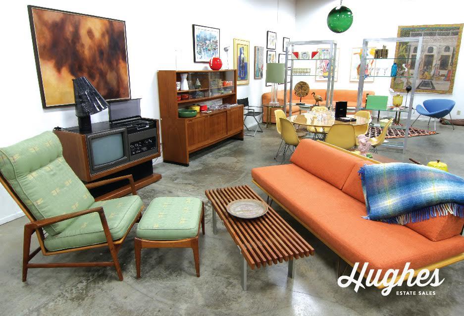 Hughes Estate Sales | DTLA Estates Sales | Estate Auction Downtown Los Angeles