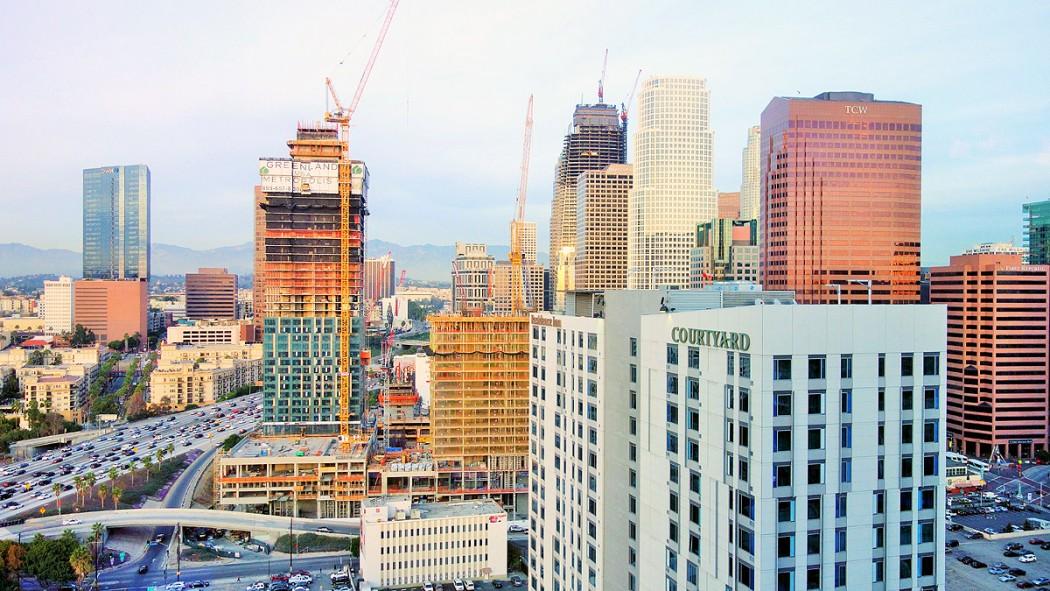 Los angeles construction loan