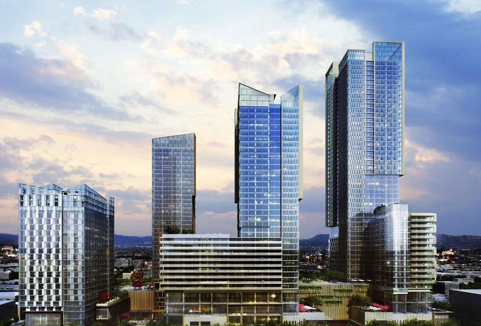 Metropolis in Downtown Los Angeles | Realtors Downtown Los Angeles | Condos For Sale Downtown Los Angeles