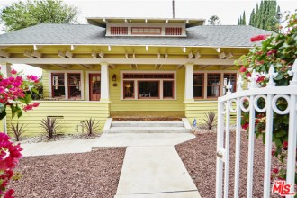 Craftsman Home For Sale in Highland Park | Highland Park Real Estate | Highland Park Homes For Sale