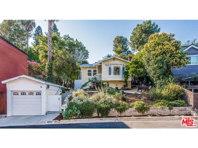 Craftsman House For Sale In Mount Washington Silver Lake