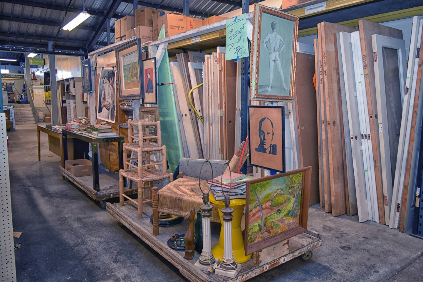 habitat for humanity atwater village restore   silver lake