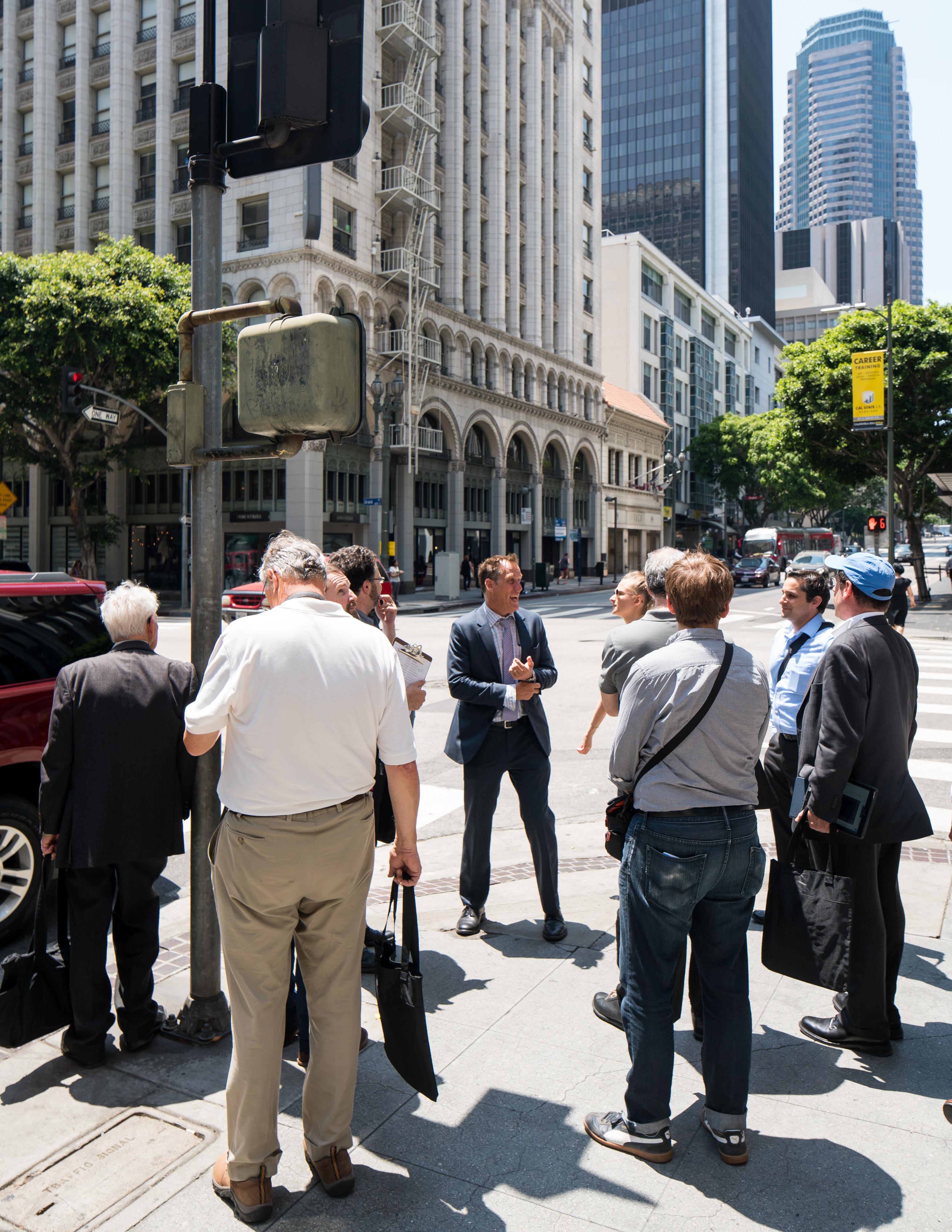 Downtown Center Business Improvement District |Nicholas Griffin | DTLA
