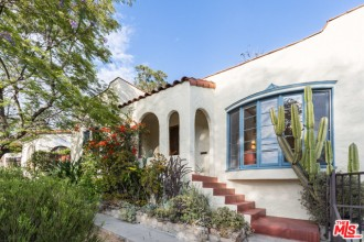Spanish Oasis For Sale In Echo Park | Top Realtor Echo Park | Echo Park Real Estate Company