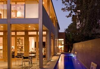 A modernist masterpiece by Sarlan Builders | Santa Monica Real Estate For Sale | Santa Monica Realtor Glenn Shelhamer