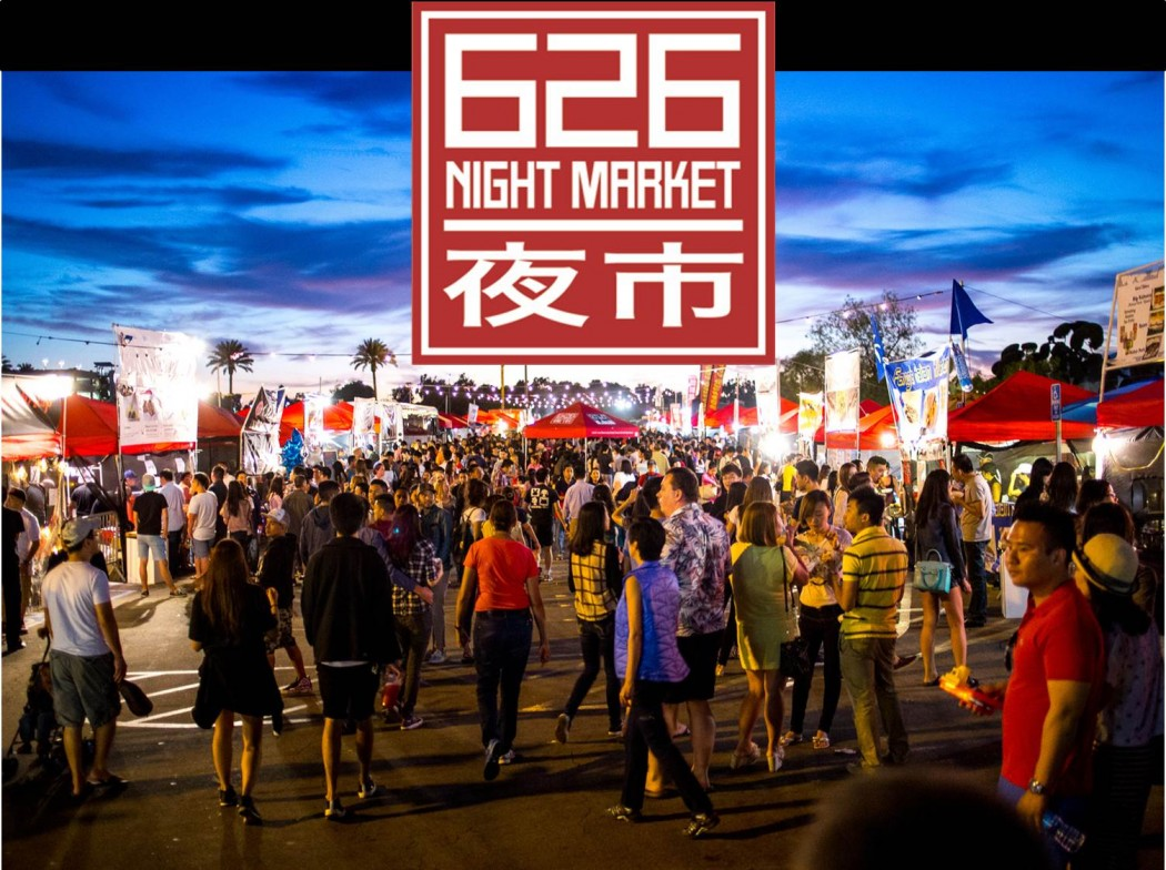 Labor Day Weekend Events 626 Night Market Best Public