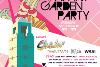More Than A Cone's Avant Garden Party | Highland Park Real Estate | Highland Park Events