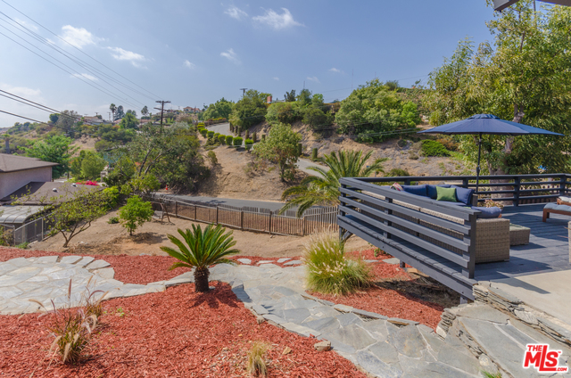 Breathtaking Eagle Rock Mid-Century Modern | Eagle Rock Mid Century Home For Sale | Hilltop Eagle Rock Home