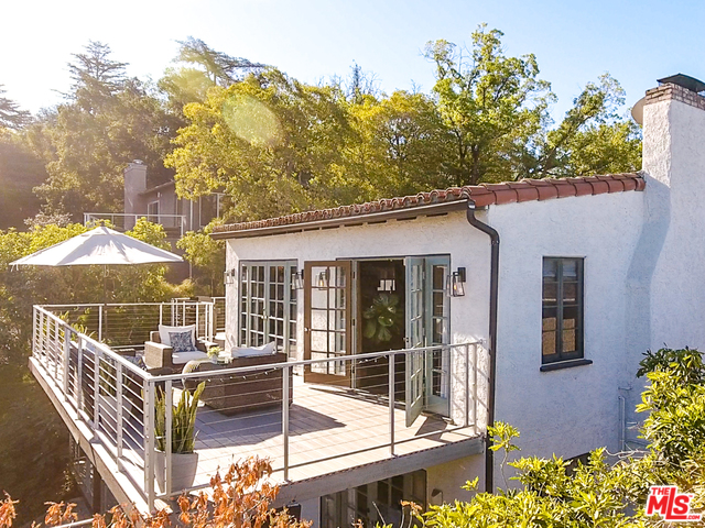 hollywood hills home for sale with la views silver lake blog