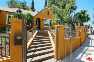 Spanish Bungalow For Sale in Silver Lake | Silver Lake real estate agent Glenn Shelhamer | Silver Lake house for sale