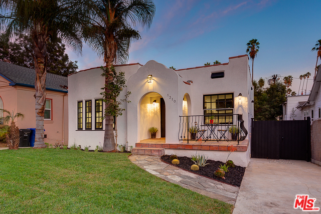 1922 classic spanish house in los angeles for sale for Los angeles homes for sale by owner