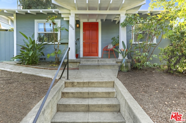 Echo Park Cottage on Ever Popular Berkeley Ave | Echo Park Real Estate Company | Top Echo Park Realtor