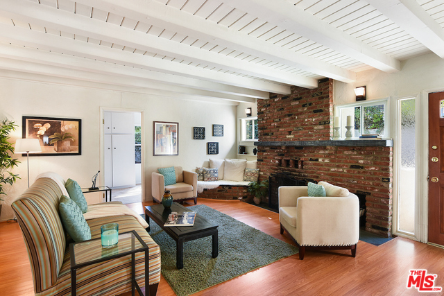 Post and Beam in the Hollywood Hills | Hollywood Hills Real Estate | Hollywood Hills real estate agent Glenn Shelhamer