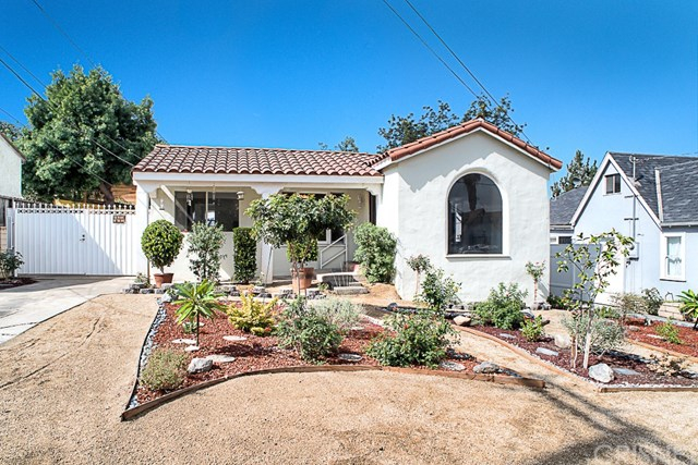 Spanish Home For Sale in Highland Park