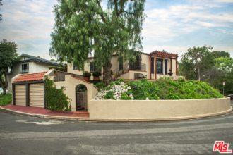 Spanish Hillside Stunner in Glassell Park | Glassell Park Real Estate for Sale | Glassell Park House For Sale