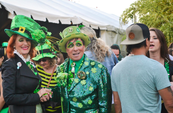 St. Patrick's Day Party in Atwater Village's Tam O'Shanter | Atwater Village Real Estate | Atwater Village House For Sale