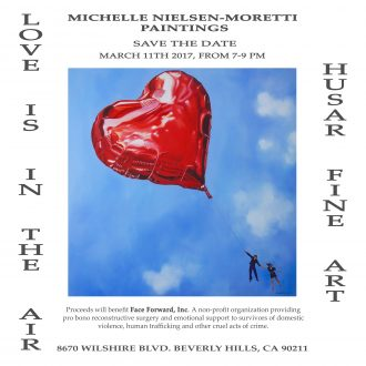 Love Is In The Air Charity Art Show | Beverly Hills Real Estate Agent | Beverly Hills Real Estate Company