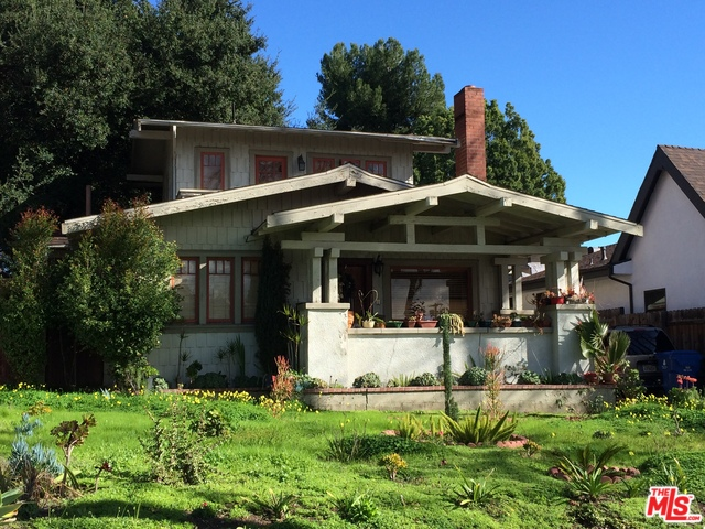 Pretty Craftsman For Sale in Eagle Rock | Eagle Rock House For Sale | Eagle Rock Home For Sale