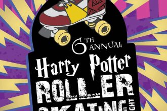 Family Friendly Harry Potter Roller Skating Night This Saturday | Atwater House For Sale | Atwater Real Estate