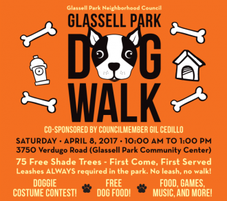 Come out to Support the Glassell Park DOG WALK! | Glassell Park House For Sale | Glassell Park Real Estate Agent