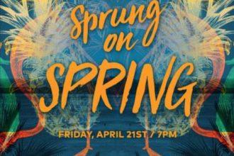 Sprung on Spring Neighborhood Party at Alcove | Los Feliz Real Estate Agent | Los Feliz House For Sale