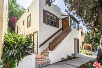 Spanish Bungalow in Silver Lake Hills For Sale | Silver Lake House For Sale | Silver Lake Real Estate Agent