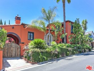 Just Listed 1920s Spanish in Los Feliz Hills | Los Feliz House For Sale | Los Feliz Real Estate Agent