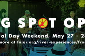 FROG SPOT opens THIS Memorial Day Weekend | Atwater Real Estate For Sale | Frog Town Real Estate For Sale