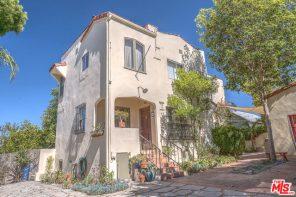 Really Cute Multi Level Spanish in Echo Park For Sale | Echo Park Realtor | Echo Park House For Sale