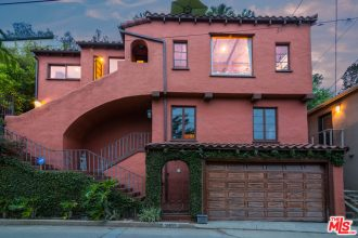 Stunning Franklin Hills Spanish For Sale | Franklin Hills Real Estate For Sale | Los Feliz House For Sale