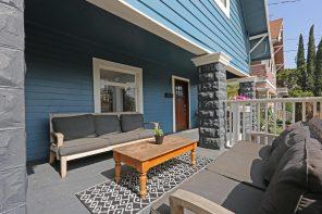 Beautiful Highland Park Historic Craftsman For Sale | Highland Park Real Estate Company | Highland Park House For Sale
