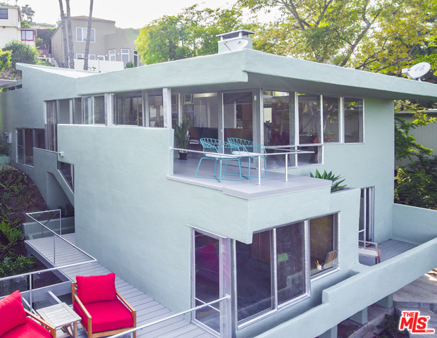 Schindler Architectural Gem Overlooking Silver Lake Reservoir For Sale | Silver Lake House For Sale | Silver Lake Real Estate Agent