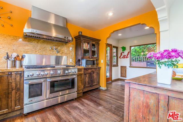 Stunning Franklin Hills Spanish For Sale | Franklin Hills Real Estate For Sale | Los Feliz House For Sale