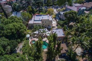 Spanish Stunner on Large Lot with Pool and Detached Guest | Eagle Rock Realtor | Eagle Rock House For Sale