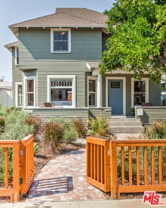 A True Highland Park Craftsman in Garvanza For Sale | Highland Park House For Sale | Highland Park Homes For Sale