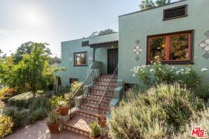 Spanish Silver Lake Retreat just off Sunset Boulevard | Silver Lake Real Estate Agent | Silver Lake Realtor Glenn Shelhamer