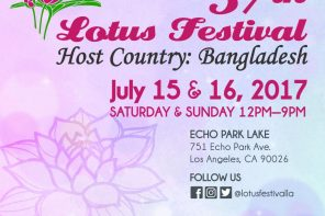 37th Annual Echo Park Lotus Festival | Echo Park Real Estate Agent | Echo Park Realtor