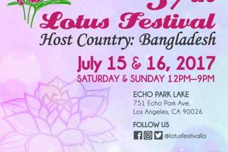 37th Annual Echo Park Lotus Festival   Echo Park Real Estate Agent   Echo Park Realtor
